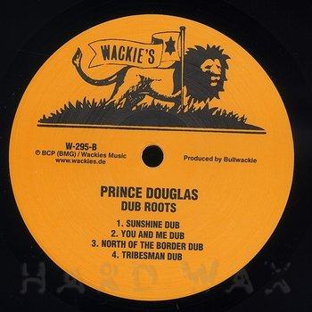 Cover art - Prince Douglas: Dub Roots