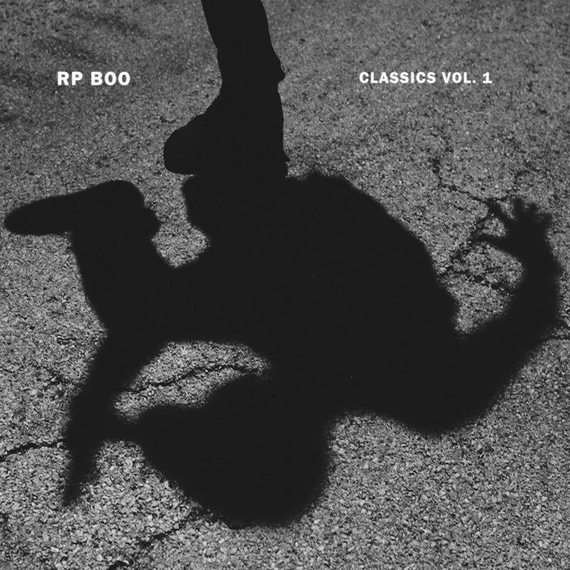 Cover art - RP Boo: Classics Vol. 1