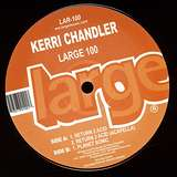 Cover art - Kerri Chandler: Return 2 Acid