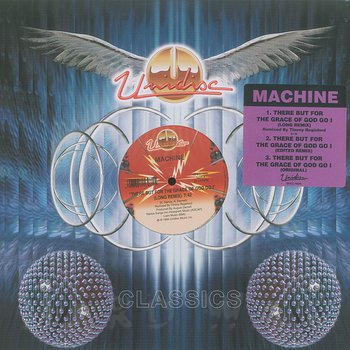 Cover art - Machine: There But For The Grace Of God