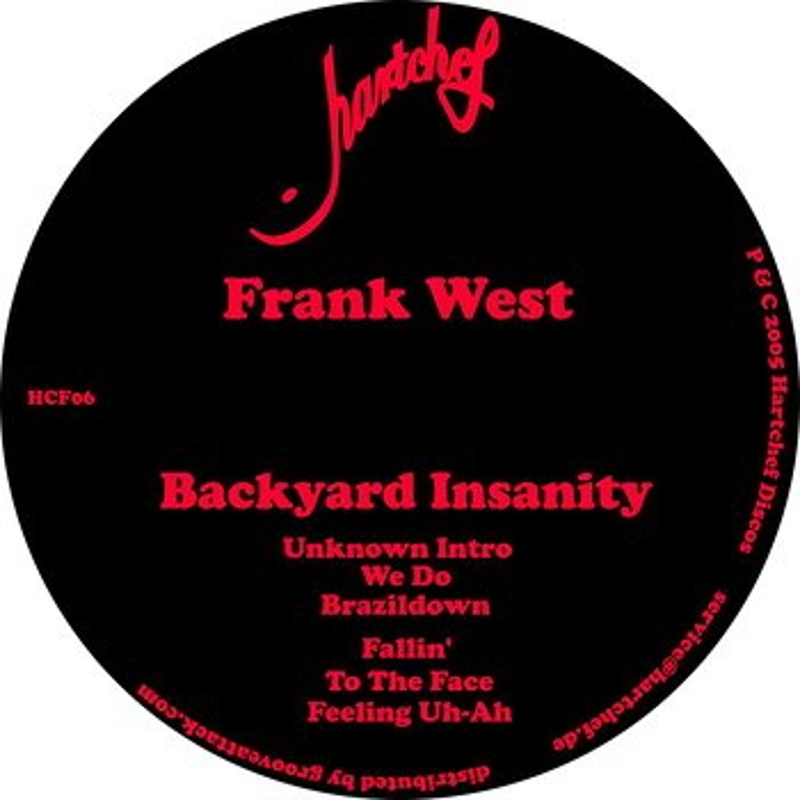 Cover art - Frank West: Backyard Insanity