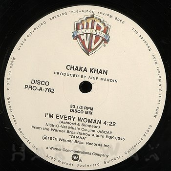 Cover art - Chaka Khan: I'm Every Woman
