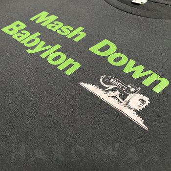 Cover art - Short Sleeves, Size S: Mash Down Babylon