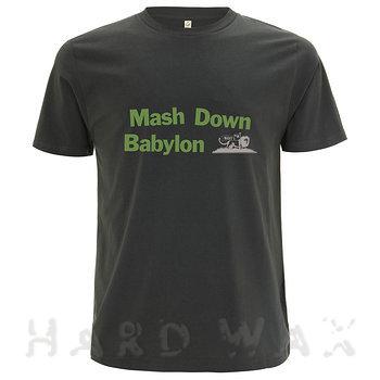Cover art - Short Sleeves, Size L: Mash Down Babylon