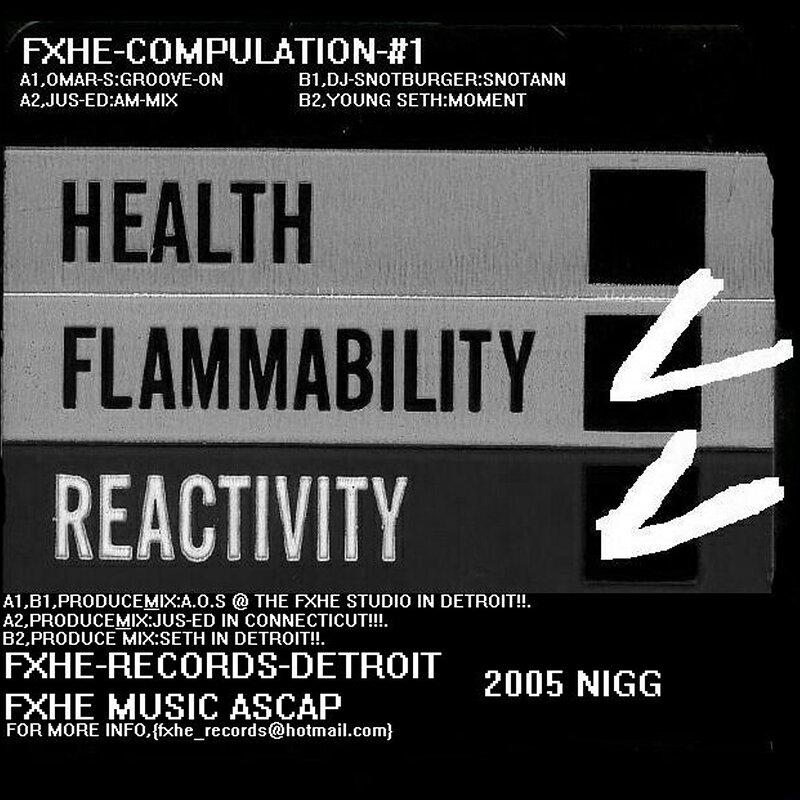 Cover art - Various Artists: FXHE Compulation #1