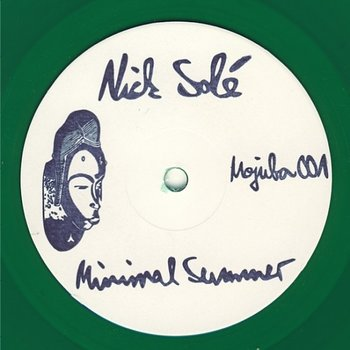 Cover art - Nick Solé: Minimal Summer