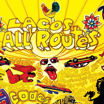 Cover art - Various Artists: Lagos All Routes
