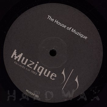 Cover art - Various Artists: The House of Muzique