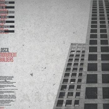 Cover art - Loscil: Monument Builders