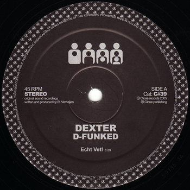 Cover art - Dexter: D-Funked