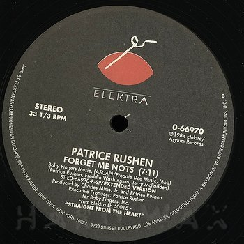 Cover art - Patrice Rushen: Feels So Real