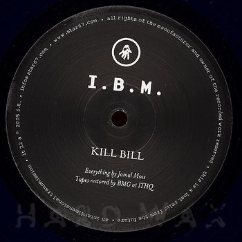 Cover art - I.B.M.: Kill Bill