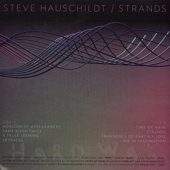Cover art - Steve Hauschildt: Strands