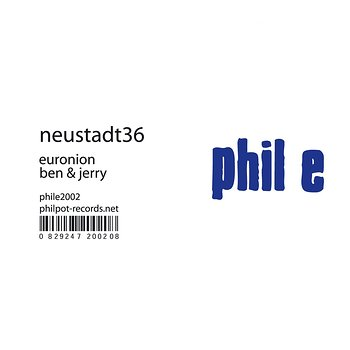 Cover art - Neustadt 36: Euronion