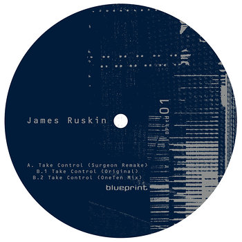 Cover art - James Ruskin: Take Control