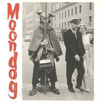 Cover art - Moondog: Viking of Sixth Avenue