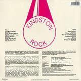 Cover art - Winston Jarrett & Horace Andy: Kingston Rock (Earth Must Be Hell)