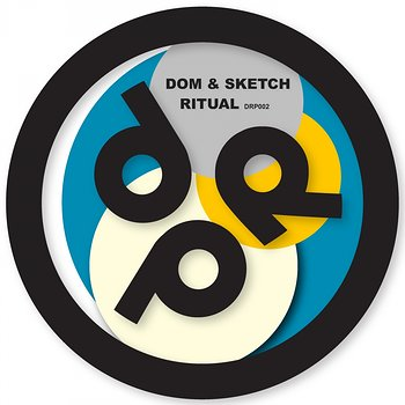 Cover art - Dom & Sketch: Ritual