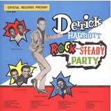 Cover art - Derrick Harriott: Rocksteady Party