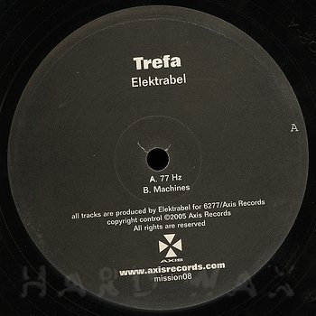 Cover art - Elektrabel: Trefa