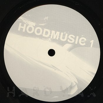 Cover art - Robert Hood: Hoodmusic 1