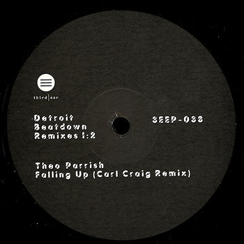 Cover art - Theo Parrish: Detroit Beatdown Remixes 1:2