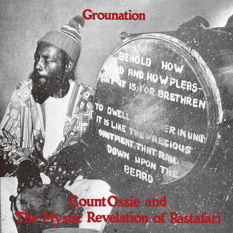 Cover art - Count Ossie & The Mystic Revelation of Rastafari: Grounation