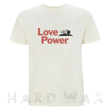 Cover art - Short Sleeves, Women, Size L: Love Power