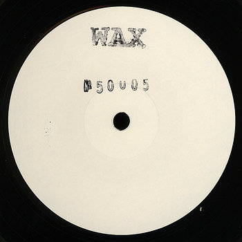 Cover art - Wax: No. 50005