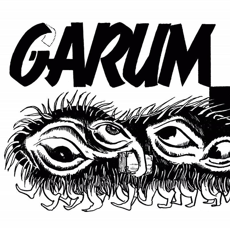 Cover art - Garum: Garum