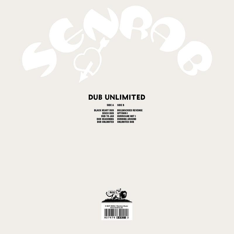 Cover art - Bullwackies All Stars: Dub Unlimited