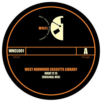 Cover art - West Norwood Cassette Library: What It Is