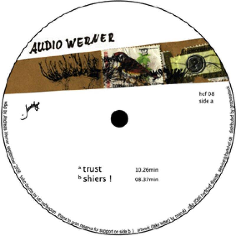 Cover art - Audio Werner: Trust