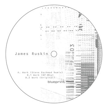 Cover art - James Ruskin: Work