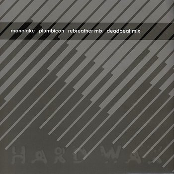 Cover art - Monolake: Plumbicon Versions II