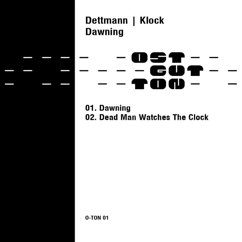 Cover art - Dettmann / Klock: Dawning
