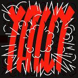 Cover art - Yally: Dread Risk / U-Eff-O