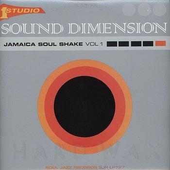 Cover art - Sound Dimension: Jamaica Soul Shake Vol. 1
