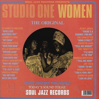 Cover art - Various Artists: Studio One Women
