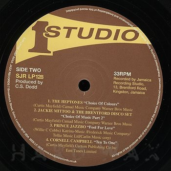 Cover art - Various Artists: Studio One Soul 2