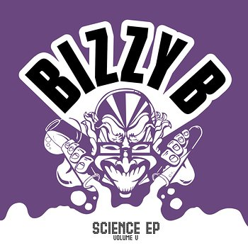 Cover art - Bizzy B: Science EP Volume V