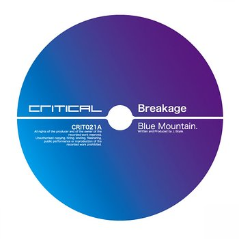 Cover art - Breakage: Blue Mountain