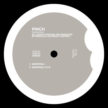 Cover art - Pinch: Qawwali