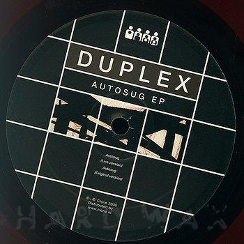 Cover art - Duplex: Autosug EP