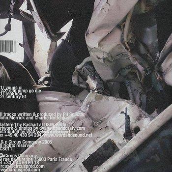 Cover art - Antislash: Format C