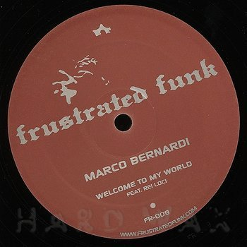 Cover art - Marco Bernardi: Welcome To My World