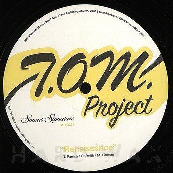 Cover art - T.O.M. Project: Renaissance
