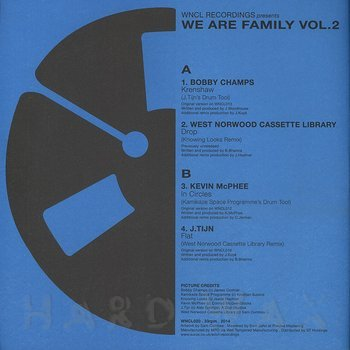 Cover art - Various Artists: We Are Family, Vol. 2