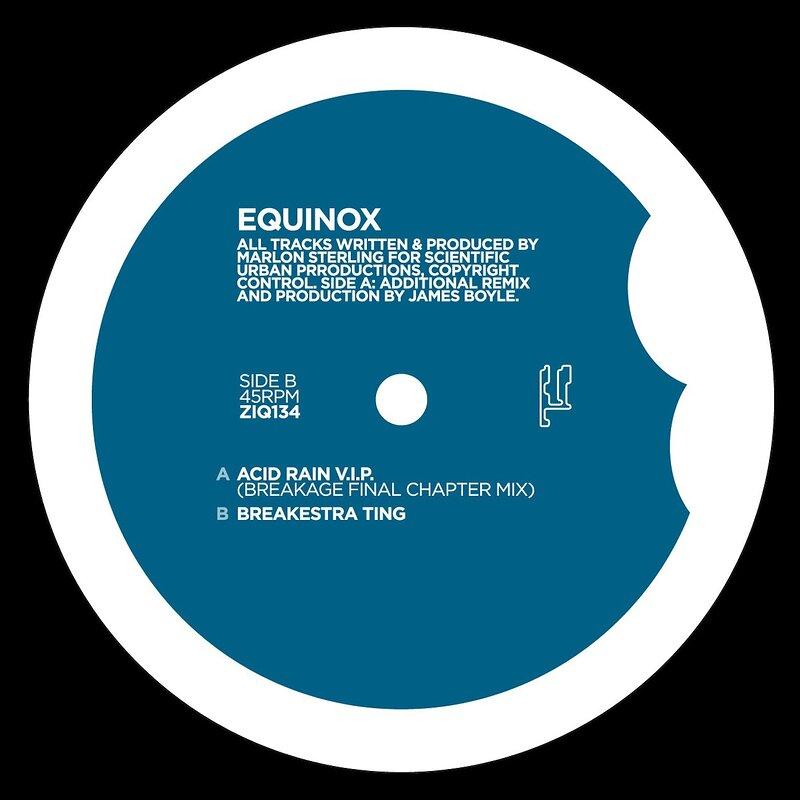 Cover art - Equinox: Acid Rain (Breakage Final Chapter Mix)