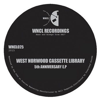 Cover art - West Norwood Cassette Library: 5th Anniversary EP